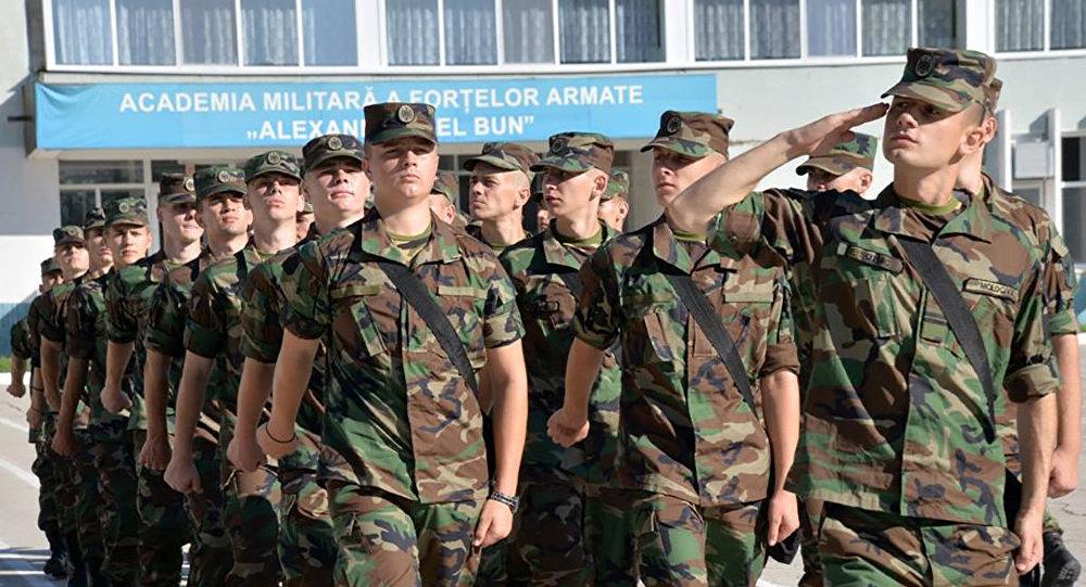 """Academia Militară a Forţelor Armate """"Alexandru cel Bun"""" anunță concurs de admitere pentru anul de studii 2020-2021"""