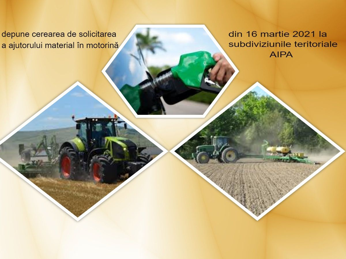 Anunț pentru deținătorii de terenuri agricole